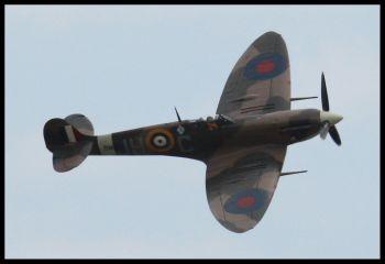 Aviation - Spitfire 2