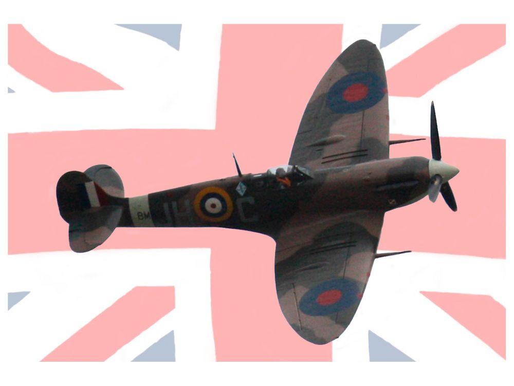 Spitfire 2F
