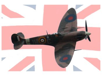 Aviation - Spitfire 2F