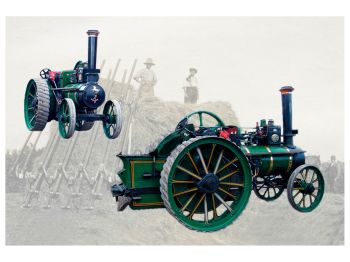 Vehicles - Steam Traction Engine