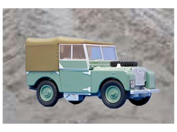 Vehicles - Landrover