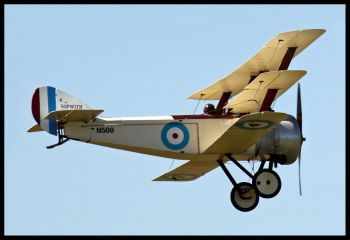 Aviation - Sopwith Camel (1)