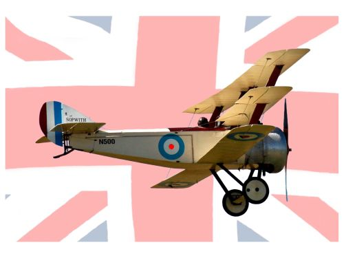 Sopwith Camel (2)