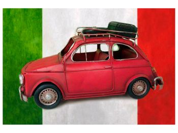 Vehicles - Fiat 500