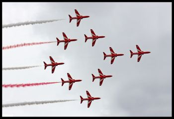 Aviation - The Red Arrows