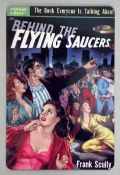 Sci Fi - Flying Saucers