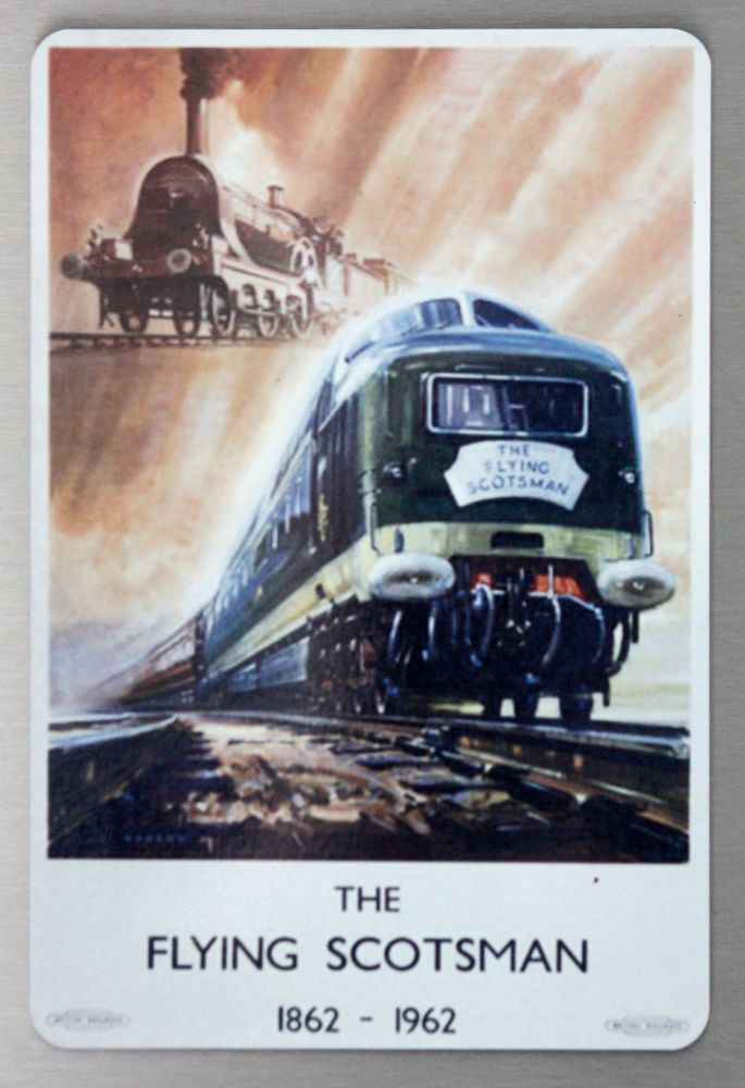 Railways - The Flying Scotsman