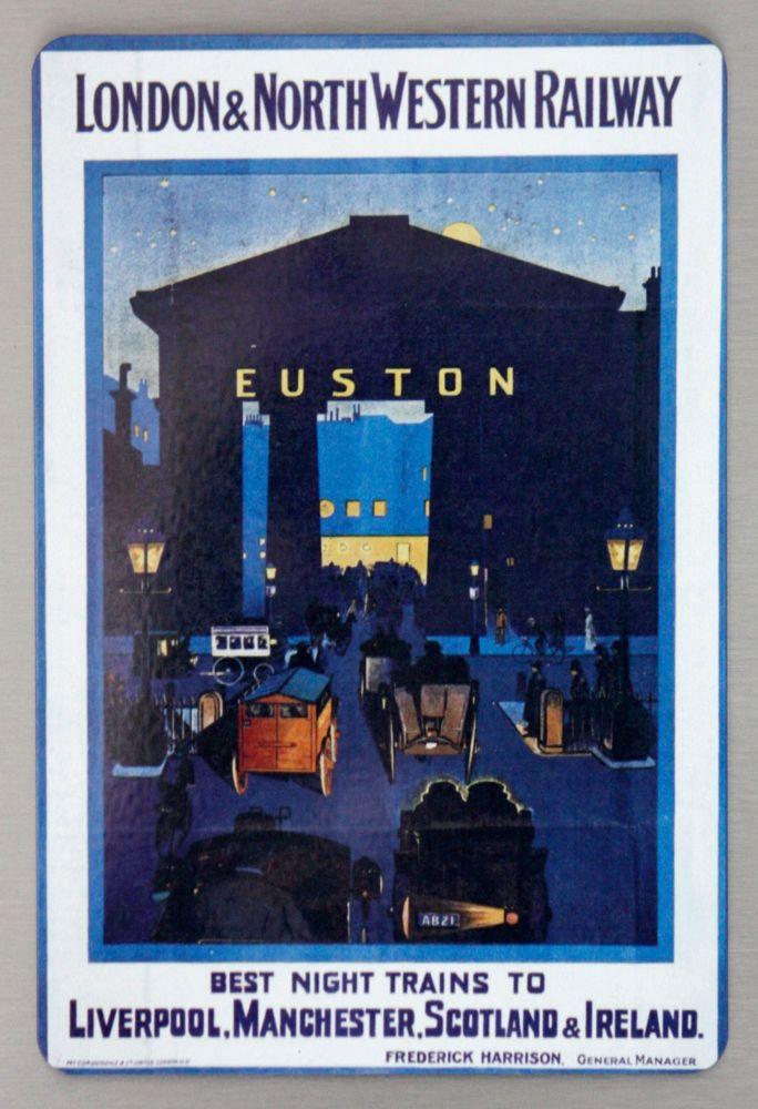 Railways - Euston