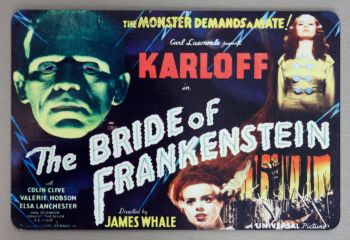 Horror - The Bride of Frankenstein (2)