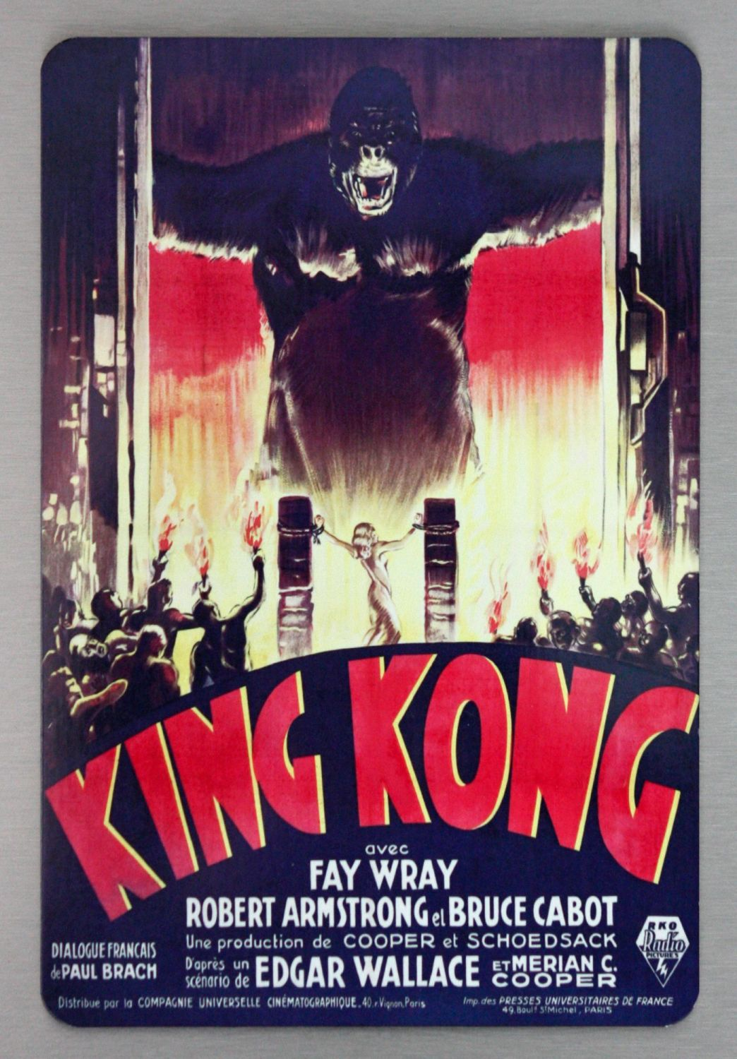 Horror - King Kong