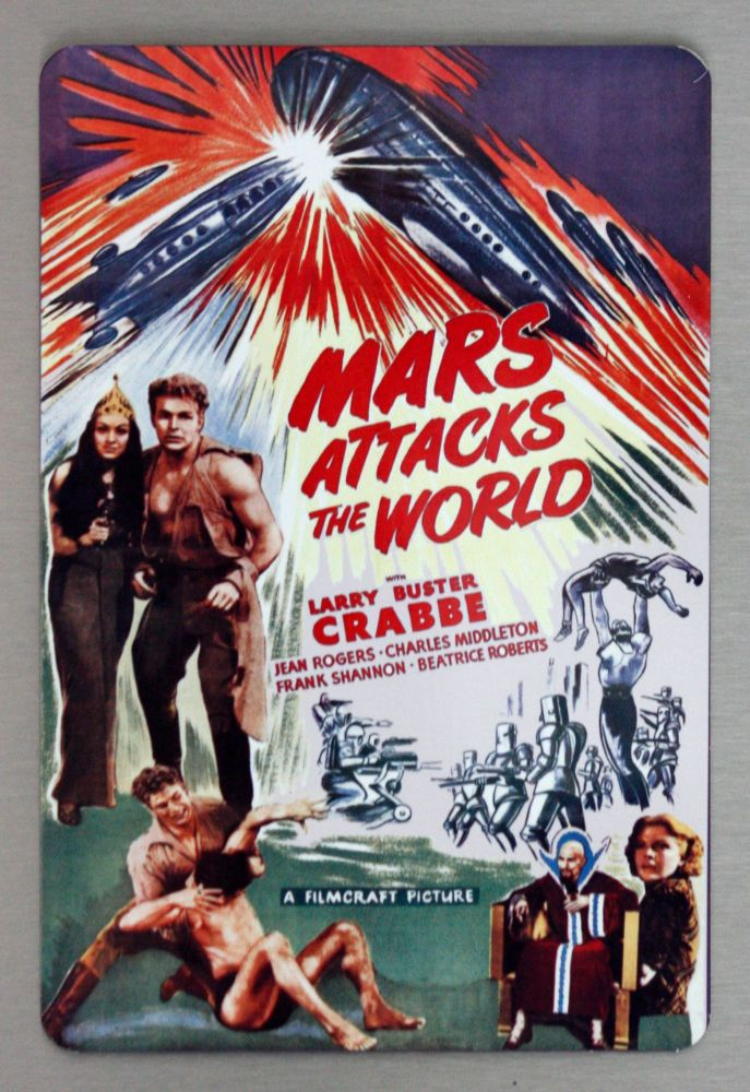 Horror - Mars Attacks