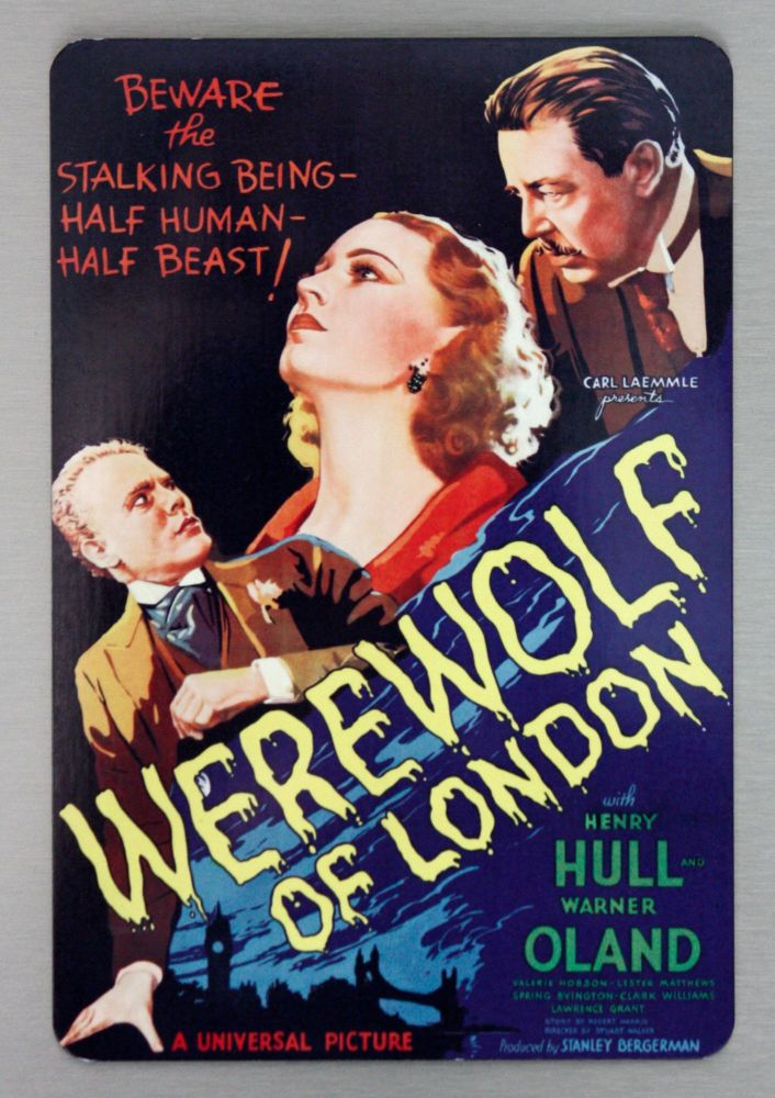 Horror - The Werewolf of London