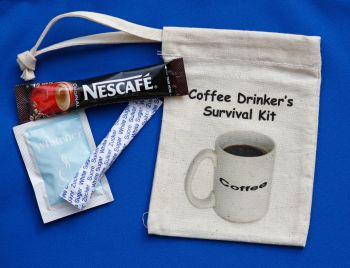 Coffee Drinker's Survival Kit