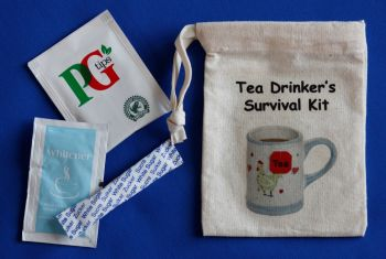 Tea Drinker's Survival Kit - Mug