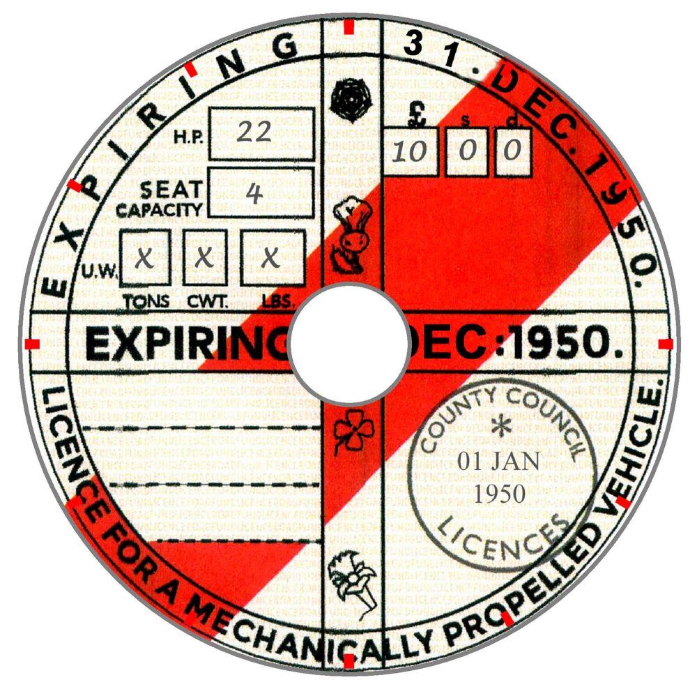 1950 Tax Year