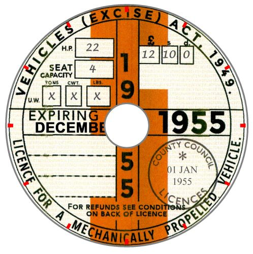 1955 Tax Year