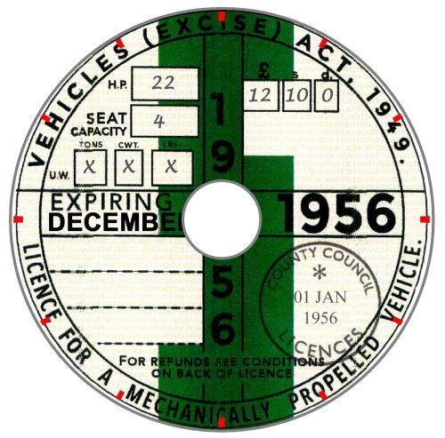 1956 Tax Year