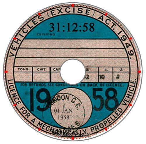 1958 Tax Year