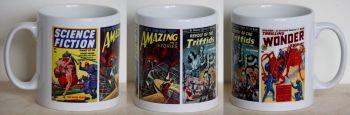 Sci-Fi Comics