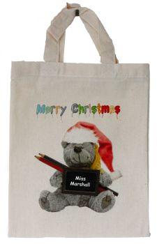 Merry Christmas (Teacher) Personalised