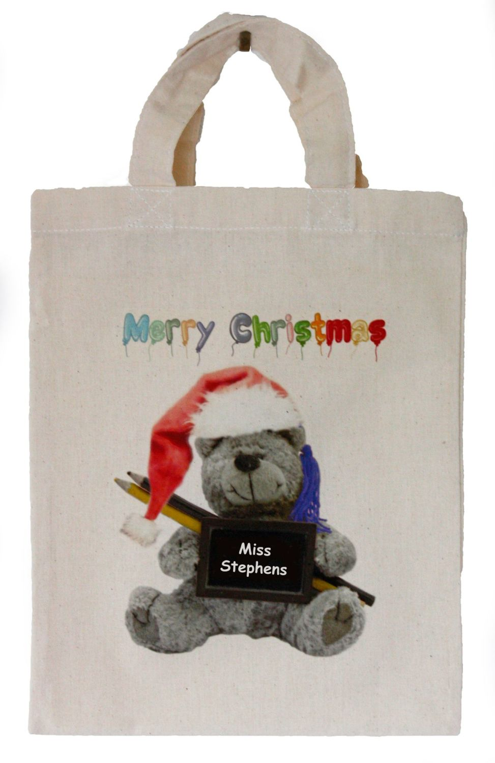 Merry Christmas (Teaching Assistant) Personalised