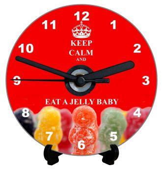Keep Calm & Eat a Jelly Baby