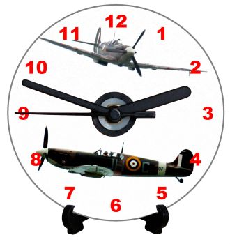 Spitfire - Numeric Dial