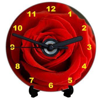 Large Red Rose