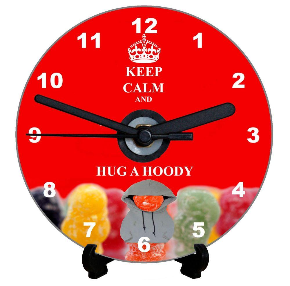 Keep Calm & Hug a Hoody