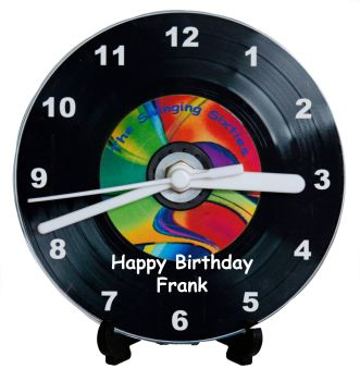 The Swinging Sixties Personalised