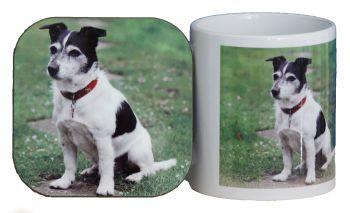 Jack Russell - Mug & Coaster