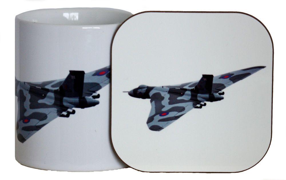 Vulcan Bomber - Mug & Coaster