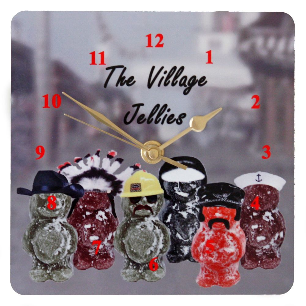 The Village Jellies