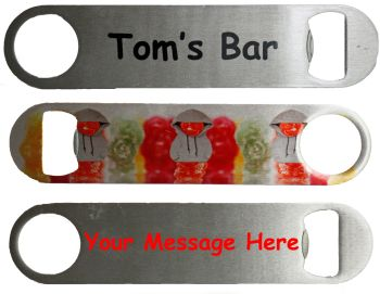 Hoody Jelly Bar Blade Bottle Opener