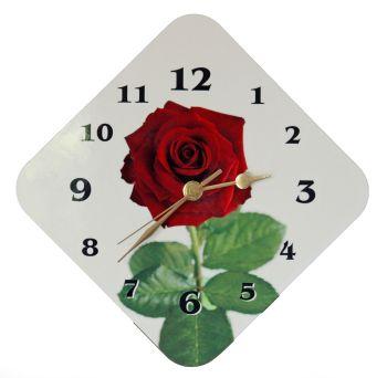 Single Stemmed Red Rose