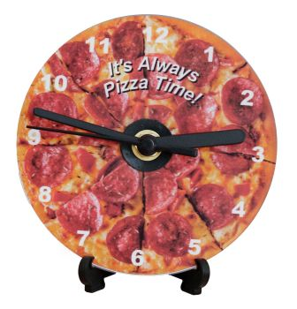 Pepperoni Pizza - With Text