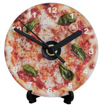 Margherita Pizza - No Text