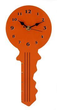Key Shaped Wall Clock
