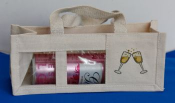 Wine or Cocktail Drinkers Gift Bag