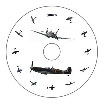 Spitfire (2) - Spitfire Dial