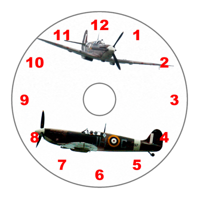Spitfire (2) - Numeric Dial