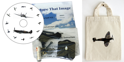 P1127 spitfire kit and bag web