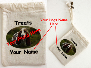 Dog Treats - Personalised
