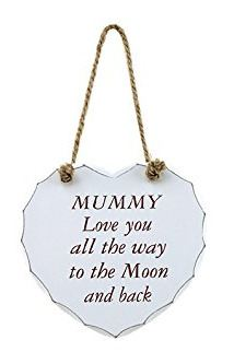 Mummy - Love you all the way to the Moon and Back