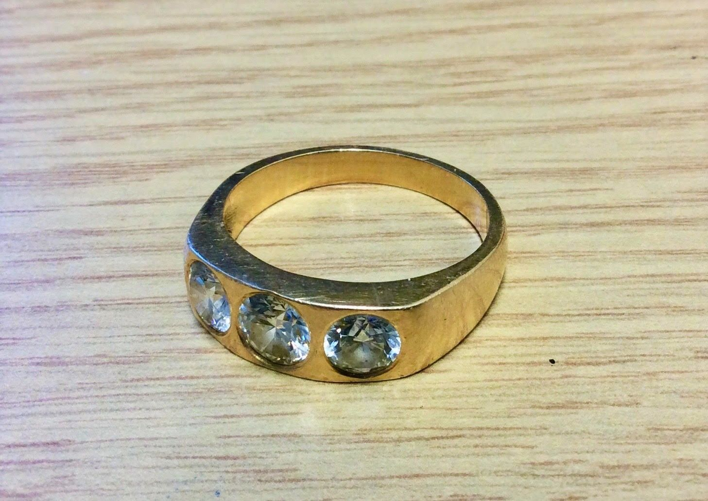 Liskeard Auction Rooms - Ring