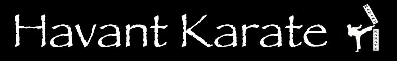 Havant Karate, site logo.