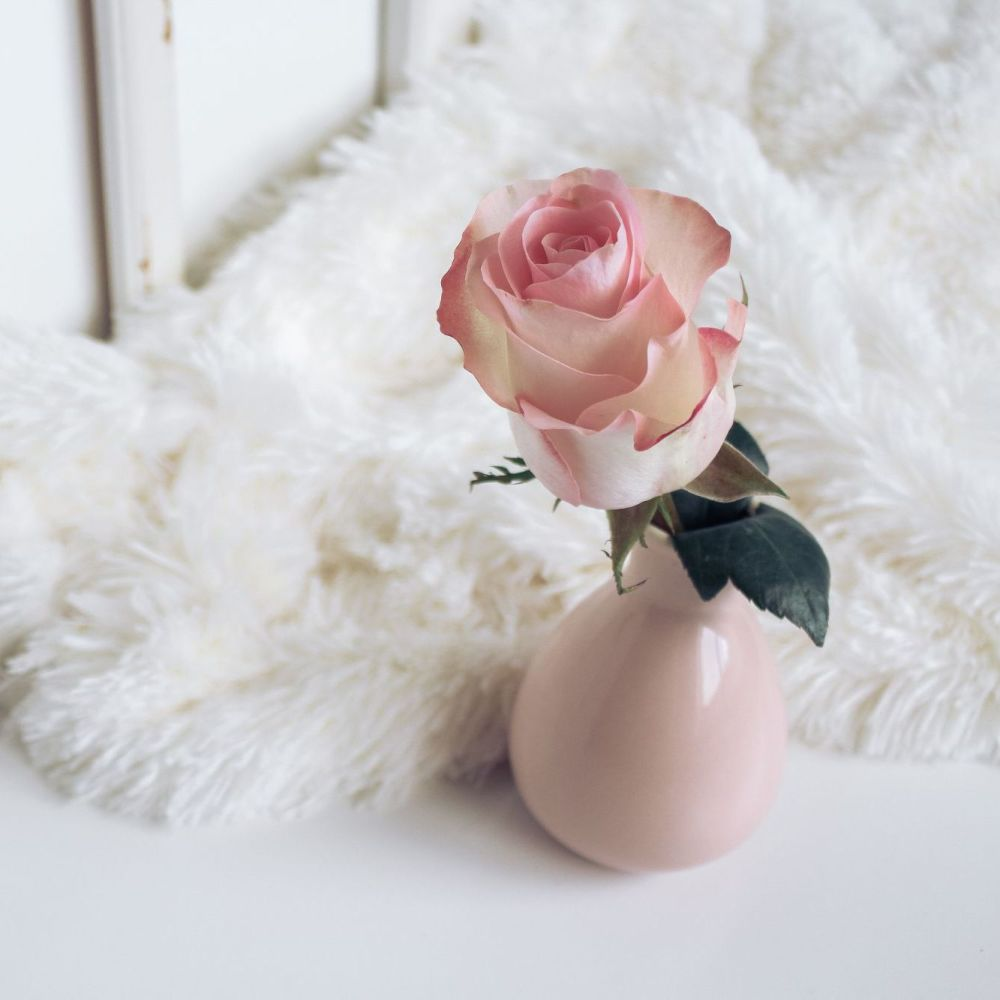 Pretty Pink Vase