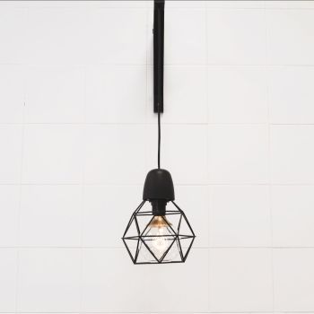 Geometric Ceiling Light Pendent