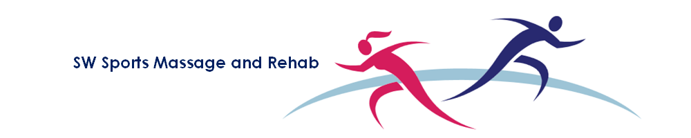 SW Sports Massage and Rehab, site logo.