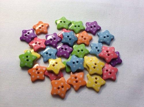 x30 Polka star pack